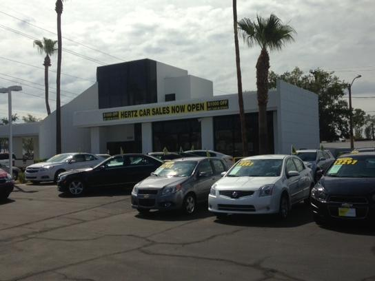 Hertz Car Sales Phoenix