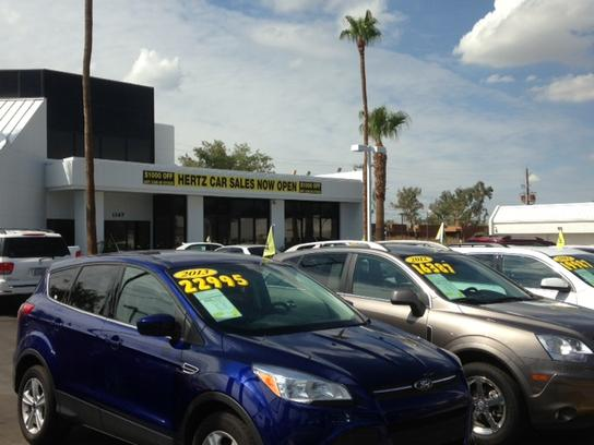 Hertz Car Sales Phoenix 2