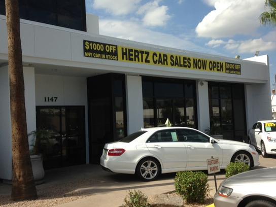 Hertz Car Sales Phoenix : Phoenix, AZ 85014 Car Dealership ...