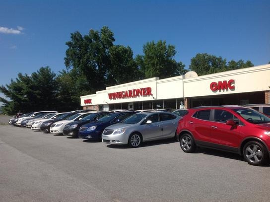 Car Dealerships In Frederick Md: Winegardner Buick GMC Of Prince Frederick : Prince