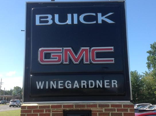 Winegardner Buick GMC of Prince Frederick 1