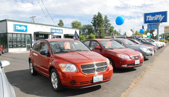 Thrifty Car Sales : SPOKANE Valley, WA 99212 Car