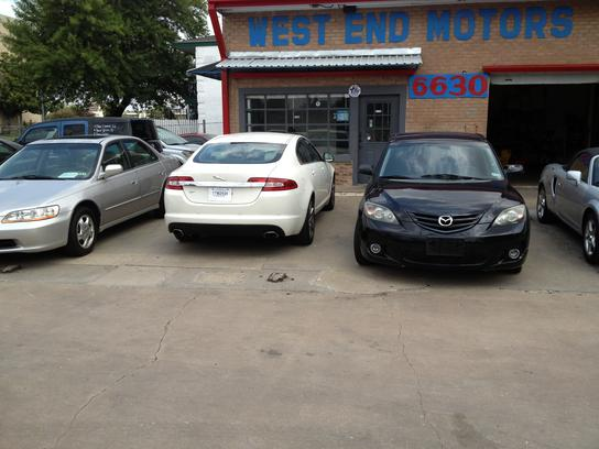 West End Motors Houston Tx 77074 Car Dealership And