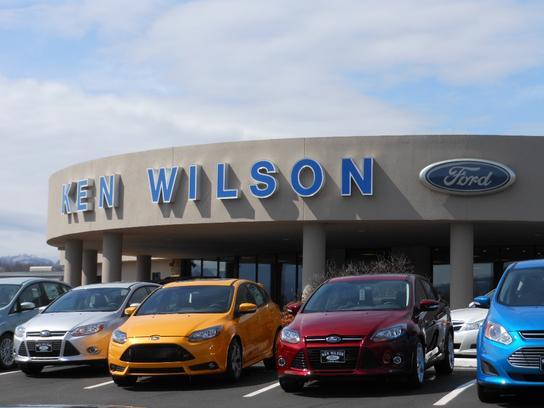 Ken Wilson Ford Canton Nc Car Dealership And