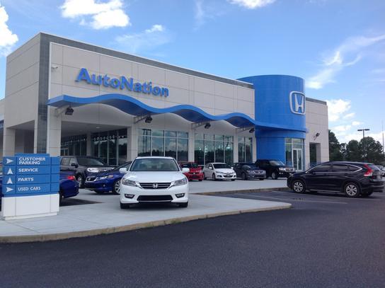 Autonation honda at bel air mall mobile al 36606 car for Honda dealerships in alabama