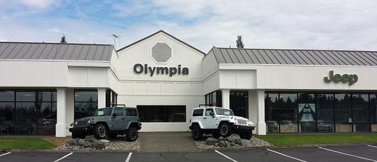 Olympia Chrysler Jeep 3