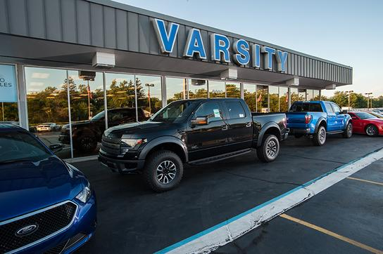 Varsity Ford Ann Arbor >> Varsity Ford : Ann Arbor, MI 48103 Car Dealership, and