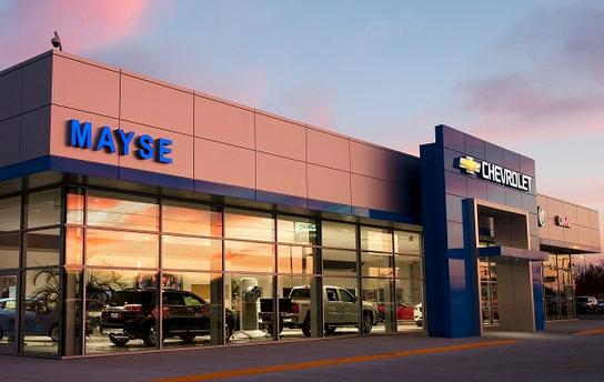 mayse automotive car dealership in aurora mo 65605