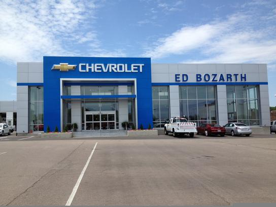 Ed Bozarth Chevrolet Buick GMC : TOPEKA, KS 66609-1229 Car ...