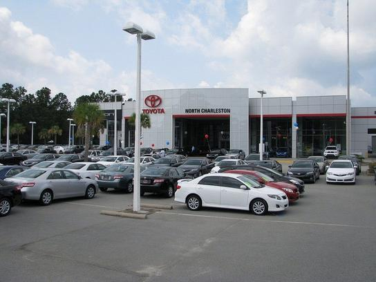 Hendrick Toyota Scion North Charleston Car Dealership In