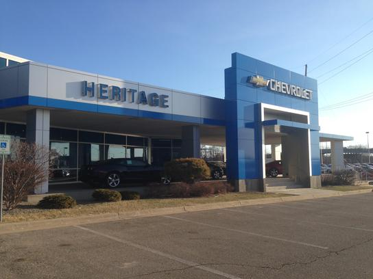 heritage chevrolet mi battle creek mi 49037 car dealership and auto financing autotrader. Black Bedroom Furniture Sets. Home Design Ideas