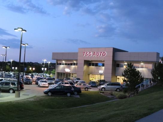 tsg auto car dealership in parker co 80138 kelley blue book. Black Bedroom Furniture Sets. Home Design Ideas