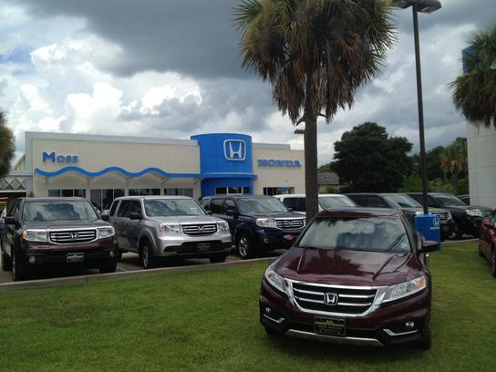Moss Bmw Lafayette >> New Used Dealership In Lafayette La Moss Honda | Autos Post