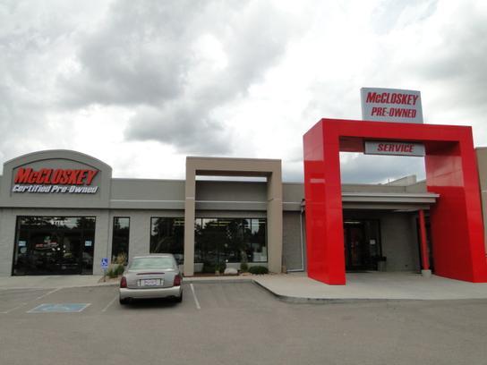 mccloskey motors inc colorado springs co 80918 car dealership and auto financing autotrader