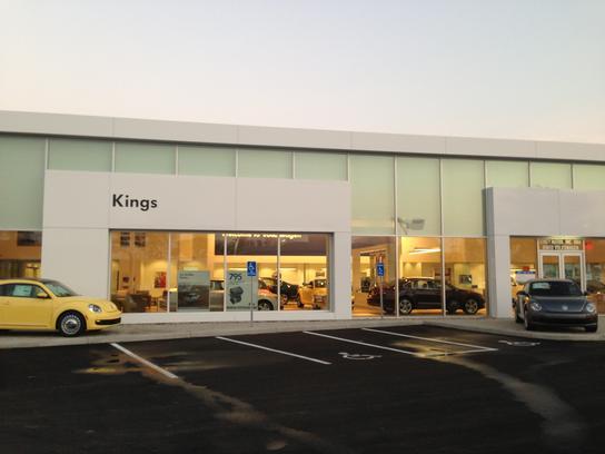 Kings Volkswagen Cincinnati Oh 45249 Car Dealership