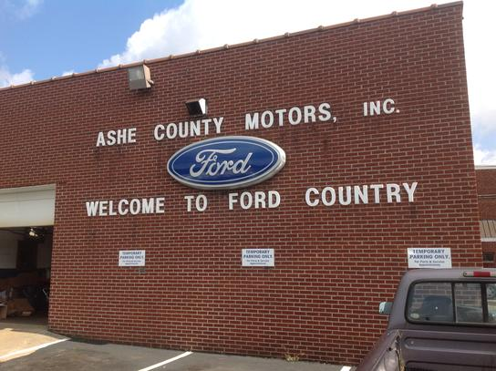 Ashe County Ford Inc 1