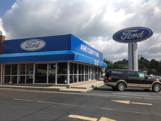 Ashe County Ford Inc