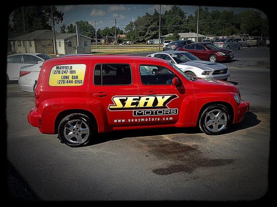 seay motors llc car dealership in mayfield ky 42066