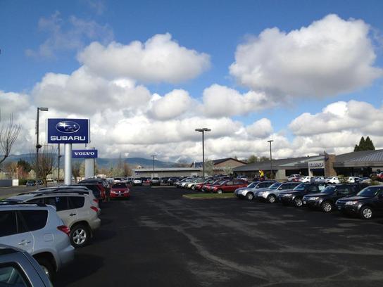 Southern Oregon Subaru Medford Or 97504 Car Dealership