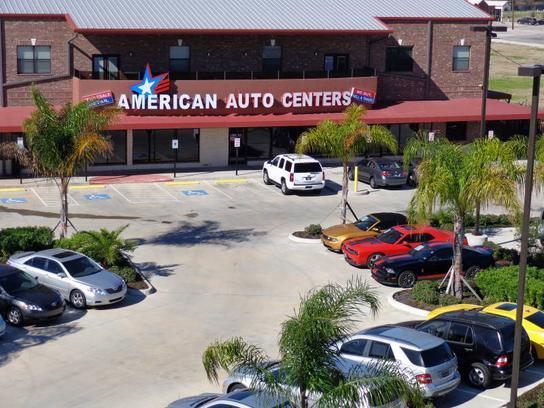 Car Dealer In Houston Tx: American Auto Centers : Houston, TX 77034 Car Dealership