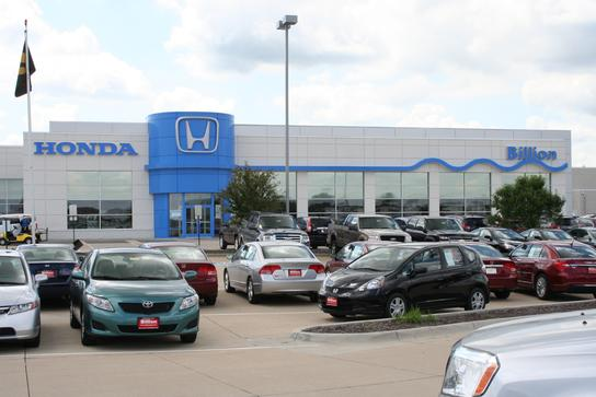 billion honda iowa city ia 52246 car dealership and