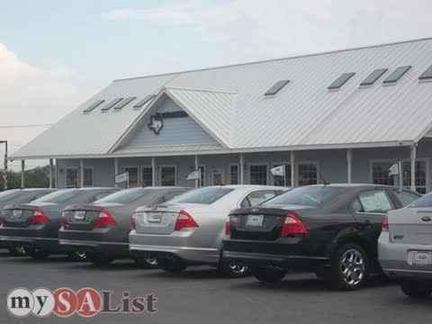 Bluebonnet Ford Lincoln Pre Owned Center Car Dealership In