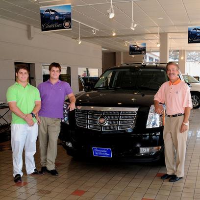 Cavender Cadillac San Antonio Tx 78233 Car Dealership