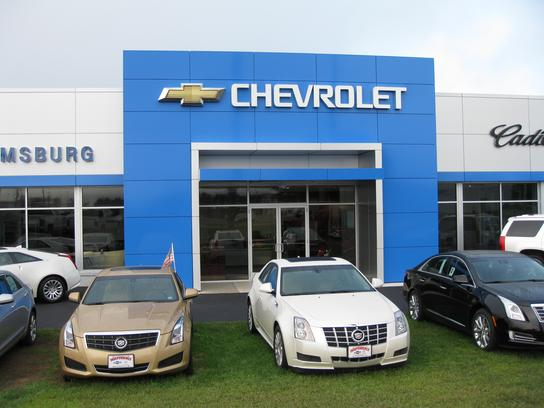 chevrolet cadillac of bloomsburg bloomsburg pa 17815 car dealership and auto financing. Black Bedroom Furniture Sets. Home Design Ideas