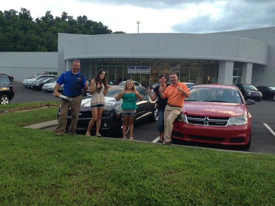 Tim Short Chrysler Dodge Jeep Of Middlesboro Middlesboro