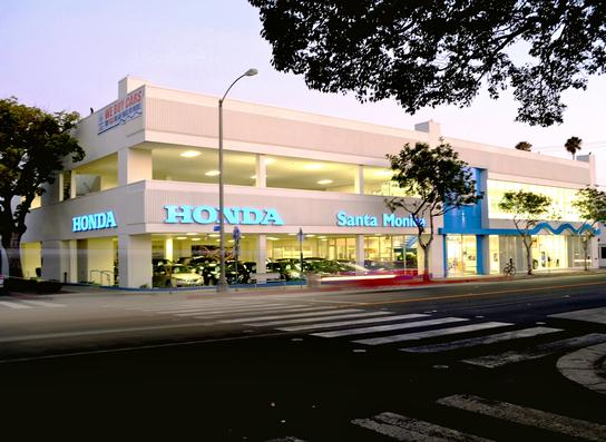 honda of santa monica car dealership in santa monica ca
