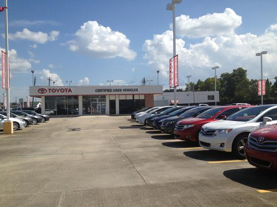 All Star Toyota Baton Rouge La 70815 Car Dealership