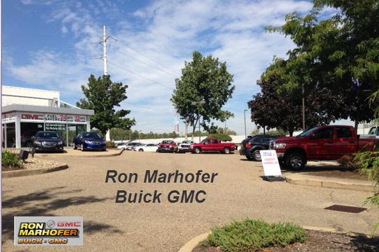 ron marhofer buick gmc canton oh 44720 car dealership and auto financing autotrader. Black Bedroom Furniture Sets. Home Design Ideas