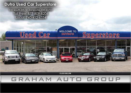 Dutro Ford Used Car Superstore  Zanesville OH 43701-3513 Car Dealership and Auto Financing - Autotrader & Dutro Ford Used Car Superstore : Zanesville OH 43701-3513 Car ... markmcfarlin.com