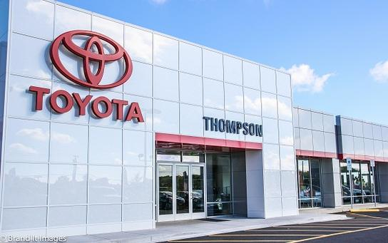 Thompson Toyota and Pre-Owned Superstore of Harford County