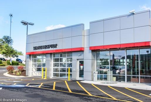 Thompson Toyota and Pre-Owned Superstore of Harford County 2
