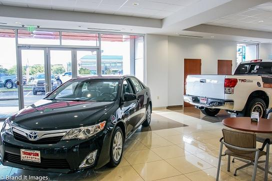 Thompson Toyota and Pre-Owned Superstore of Harford County 3