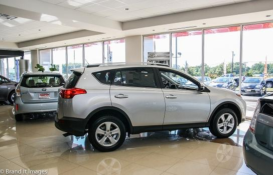 Thompson Toyota And Pre Owned Superstore Of Harford County