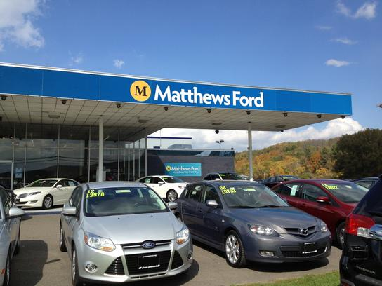 matthews ford lincoln : norwich, ny 13815 car dealership, and auto