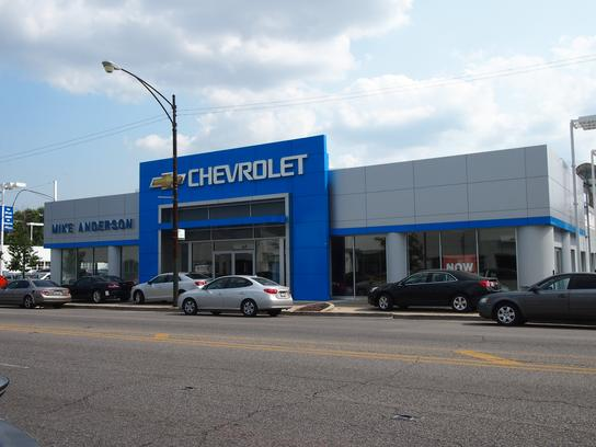 Mike Anderson Chevrolet - Chicago