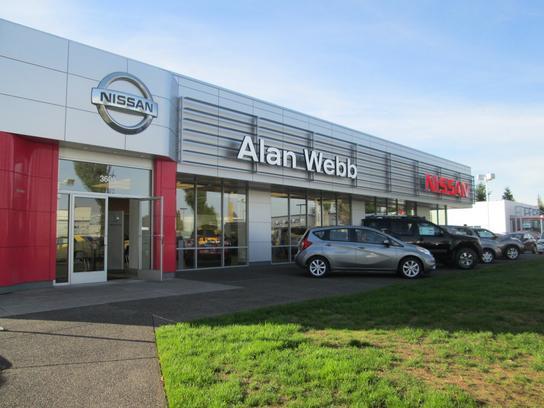 alan webb nissan vancouver wa 98662 car dealership and auto financing autotrader. Black Bedroom Furniture Sets. Home Design Ideas