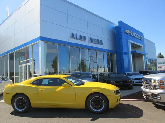 alan webb chevrolet car dealership in vancouver wa 98661 7245 kelley blue book. Black Bedroom Furniture Sets. Home Design Ideas