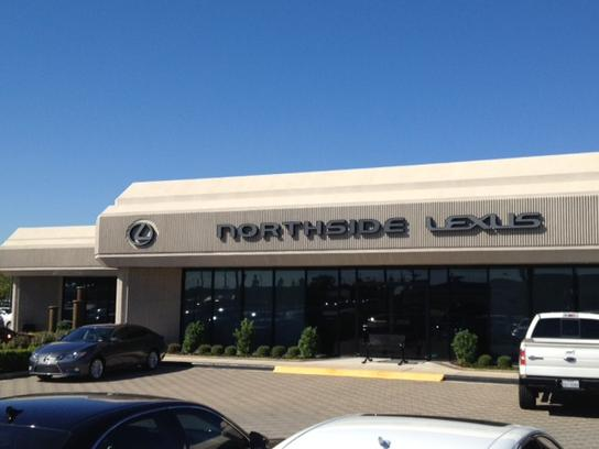 Northside Lexus : Houston, TX 77090 Car Dealership, and ...