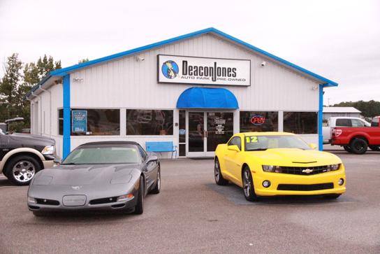 Deacon Jones Auto Park Pre Owned Car Dealership In