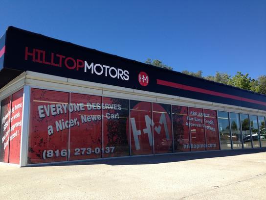 hilltop motors st joseph mo 64507 car dealership and