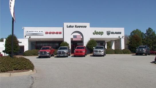 Lake Keowee Chrysler Dodge Jeep Ram : Seneca, SC 29679 Car ...