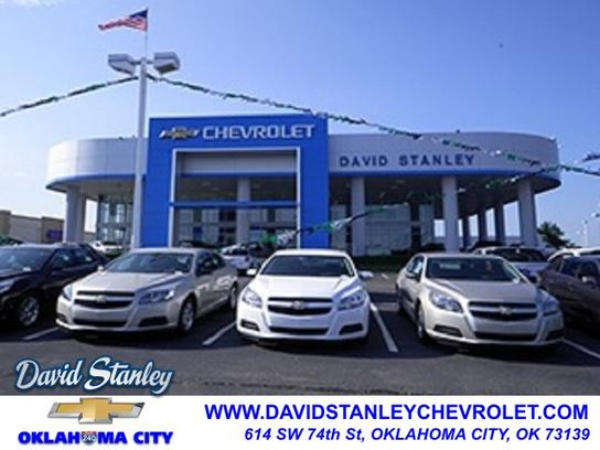 david stanley chevrolet of oklahoma city new cars used cars. Black Bedroom Furniture Sets. Home Design Ideas