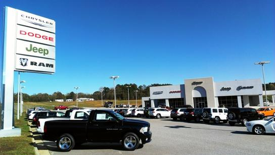 Hayes Chrysler Dodge Jeep of Baldwin