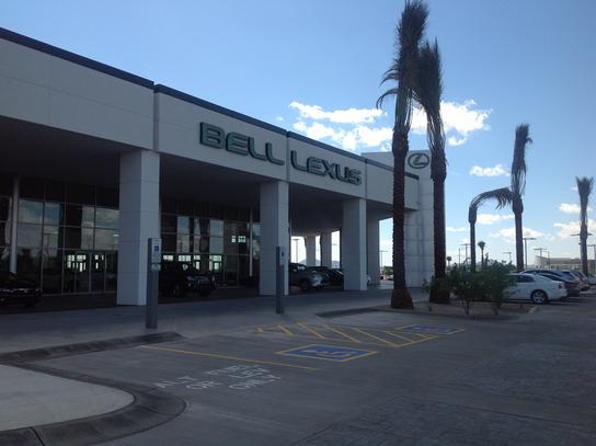 Bell lexus service coupons