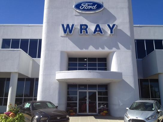 wray ford : bossier city, la 71111-2311 car dealership, and auto