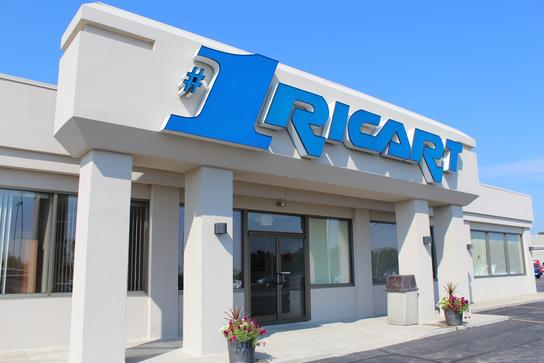 The Ricart Used Car Factory